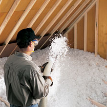 Advancements in insulation technologies usenet 2 for Loose fill fiberglass insulation